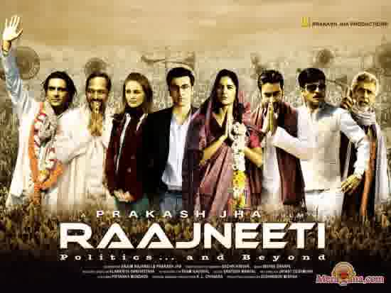 Poster of Raajneeti (2010) - (Hindi Film)